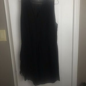 Aritzia silk dress size M